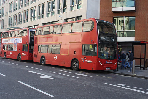 Stagecoach London 12151 LX61DCY