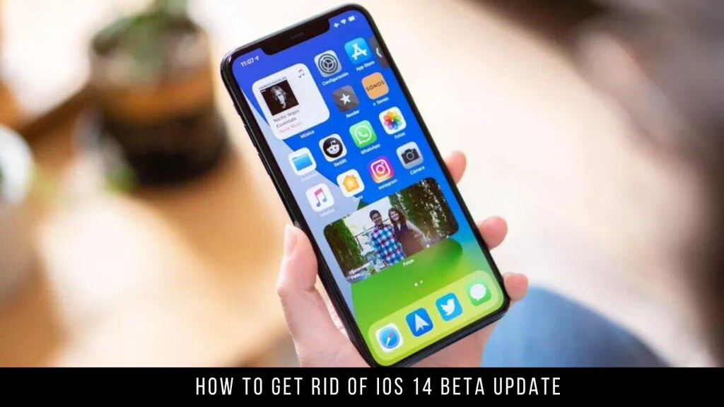 How to Get Rid of iOS 14 Beta Update
