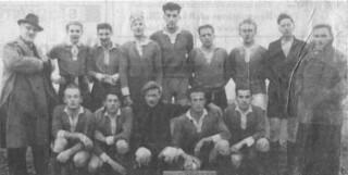 Equipe de l'USO en promotion d'honneur de 1947 à 1954