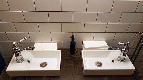 Two Small Tap Basins