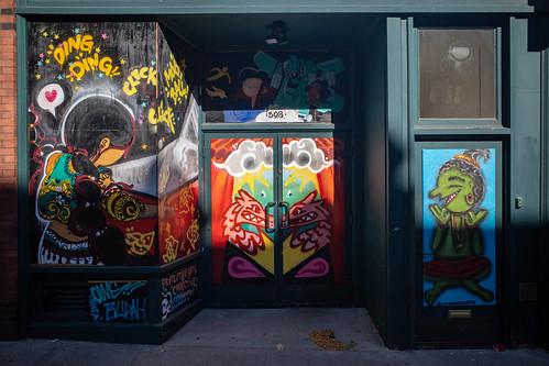 Seattle Pinball Museum / @bundleofsami @sarucastic @sheadilla
