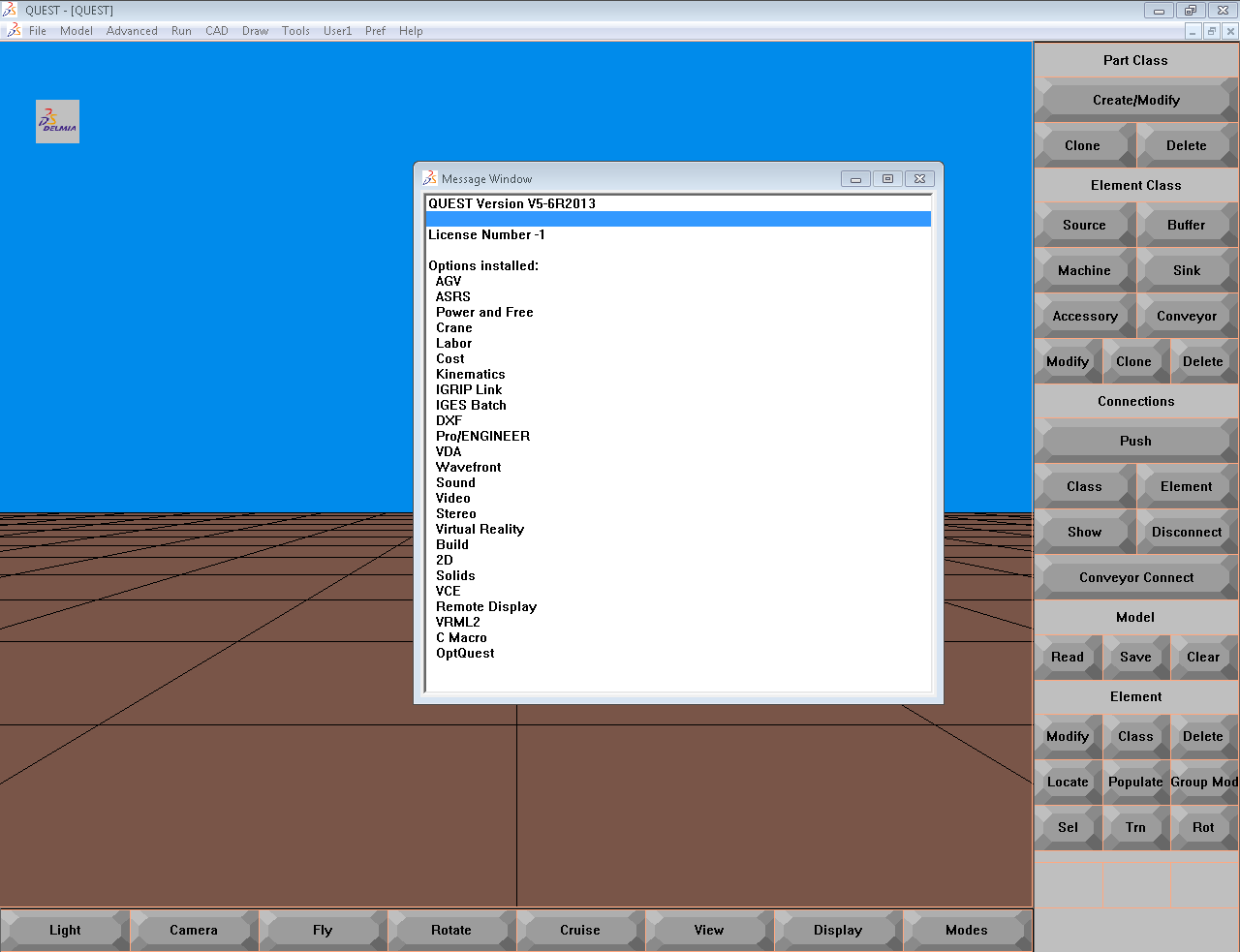 Working with DELMIA QUEST V5-6R2013 full license
