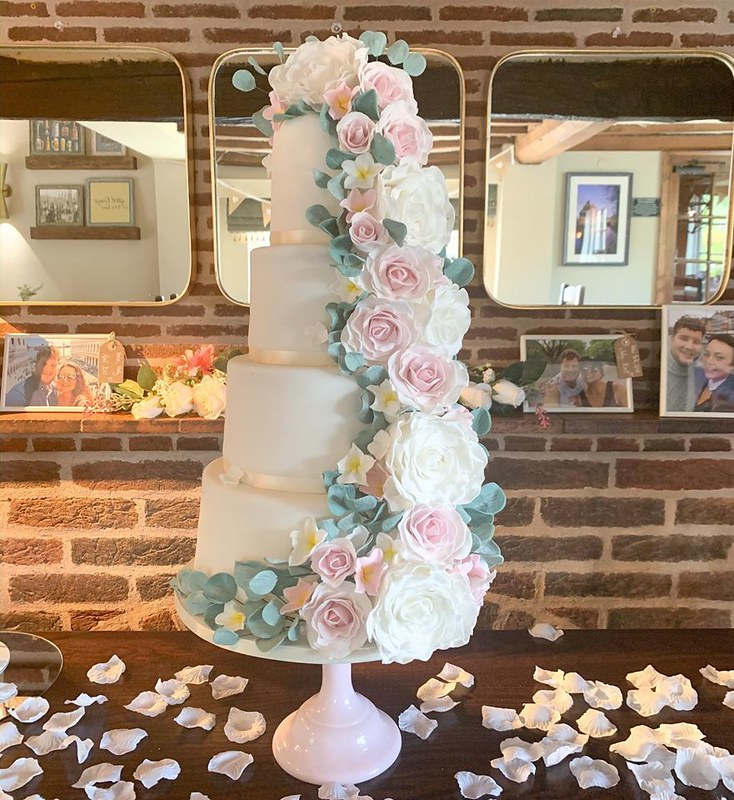 Cake by The Couture Cake Company