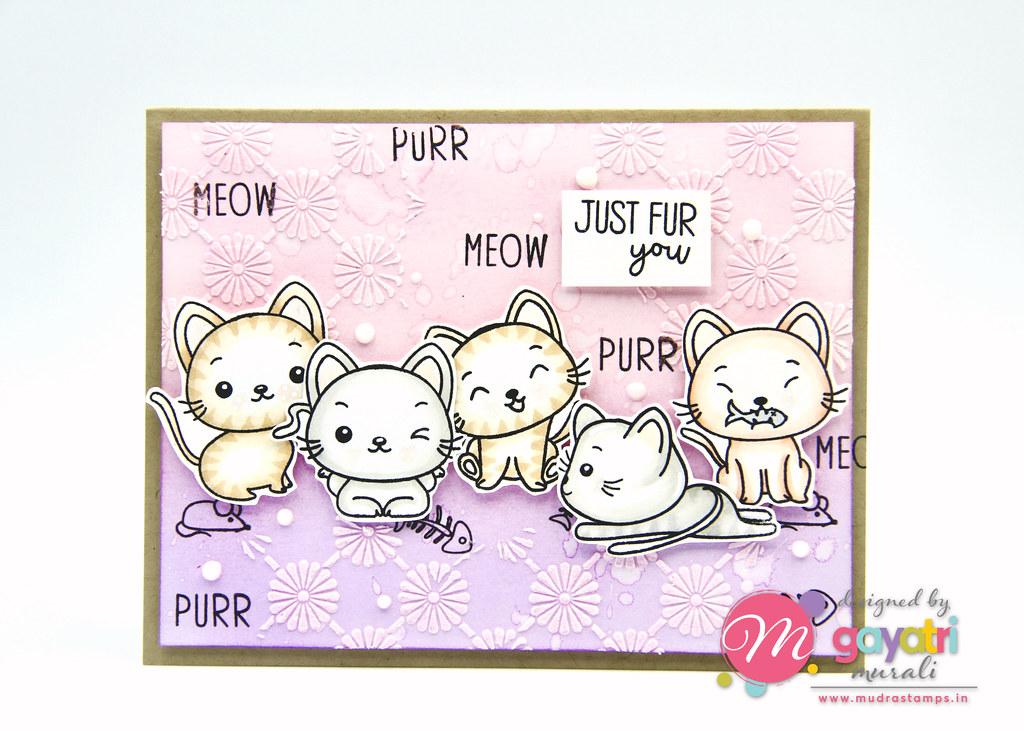 Cute Critter card #2