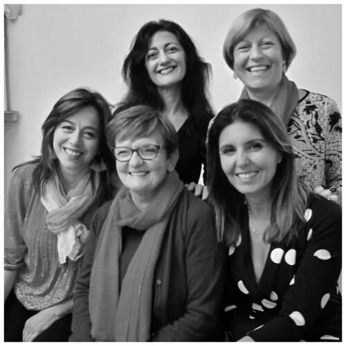 Giovanna D'Ausilio, Angela De Luca, Giovanna Fauci, Paola Impagliazzo, Sara Schetter
