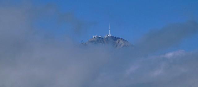 Pic du Midi de Bigorre (Hautes-Pyrénées, Occitanie, Fr) – Atteindre le ciel