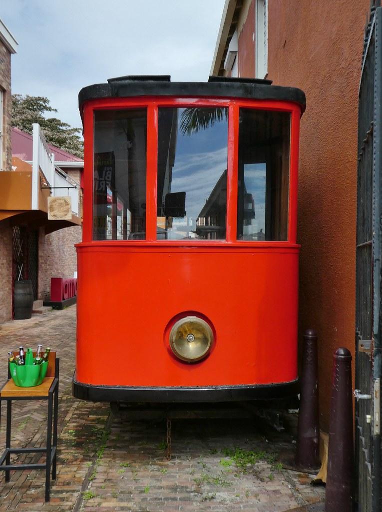 Philipsburg, Sint Maarten - Trolley