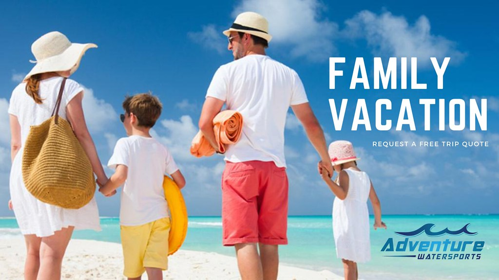 Beautiful Backdrop for Your Family Vacation