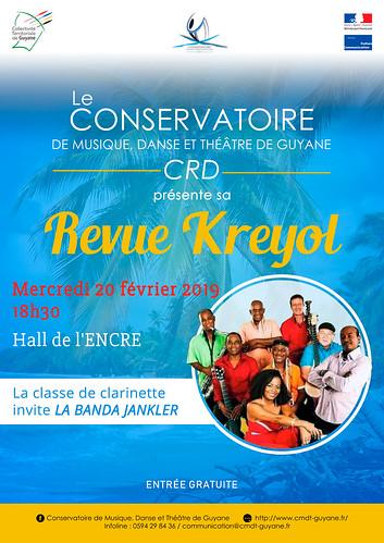 Revue kreyol (13/02/2019)