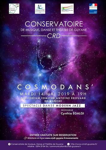 Cosmodans (14/05/2019)