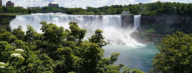 American Falls #2 (taken from Canada)