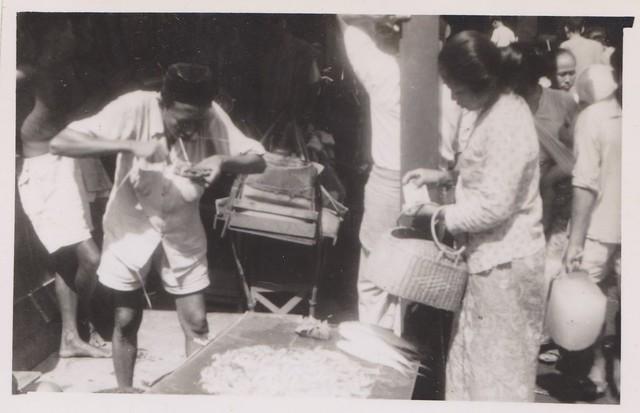 Jakarta - Glodok, Pasar Ikan, 1948