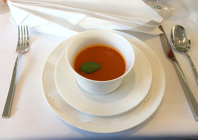 Tomato soup / Tomatensuppe