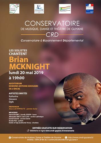 Les solistes chantent Brian MCKNIGHT(20/05/2019)