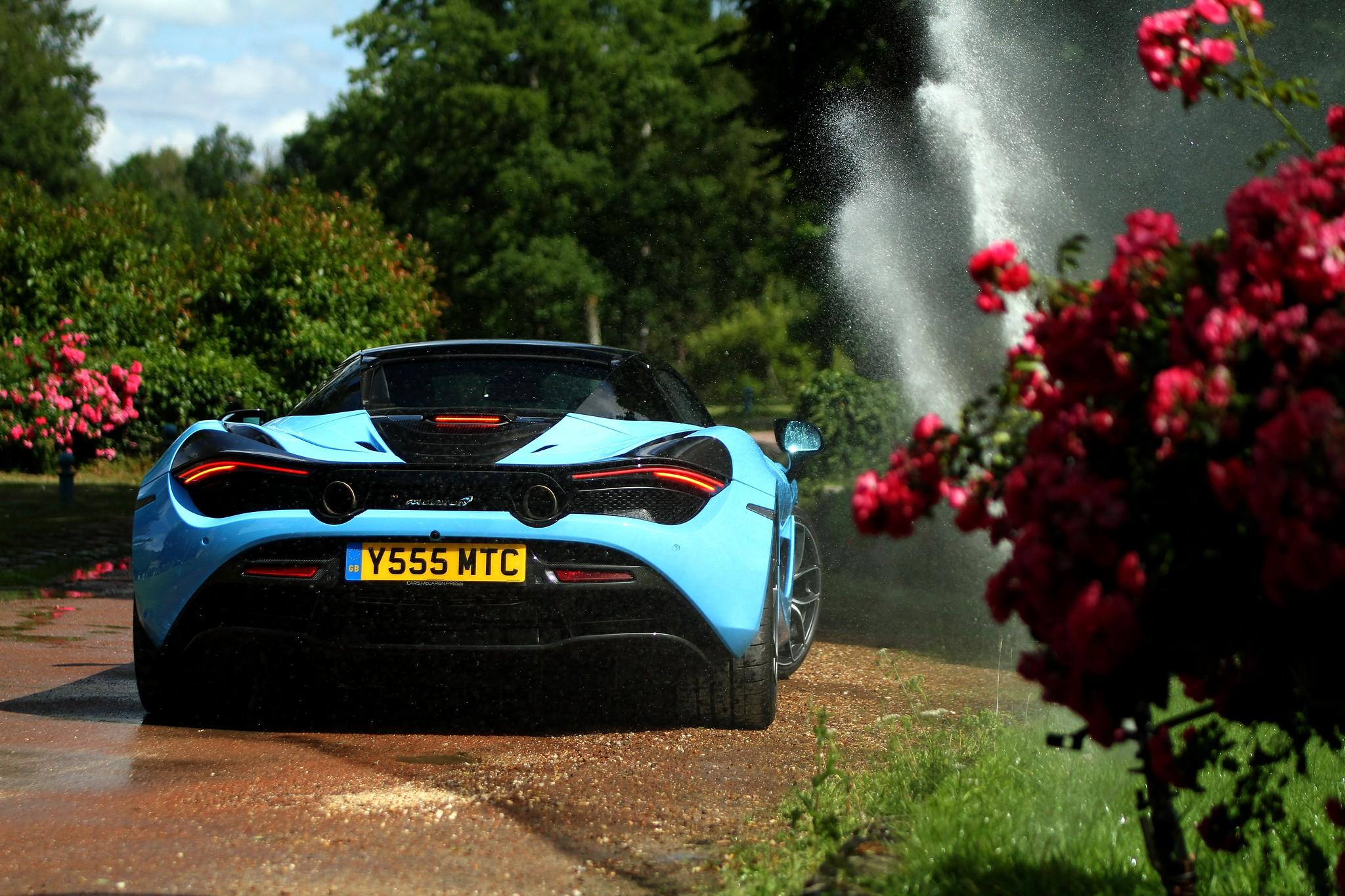 Mclaren 720s Cars Passion