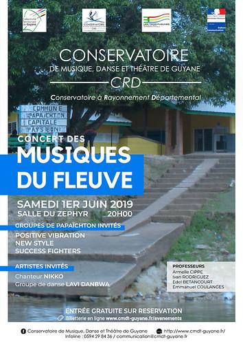 Concert des musiques du fleuve (01/06/2019)