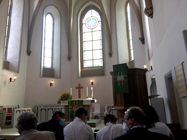 Church / Kirche Altmorschen