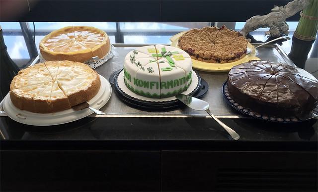 Cakes / Kuchen