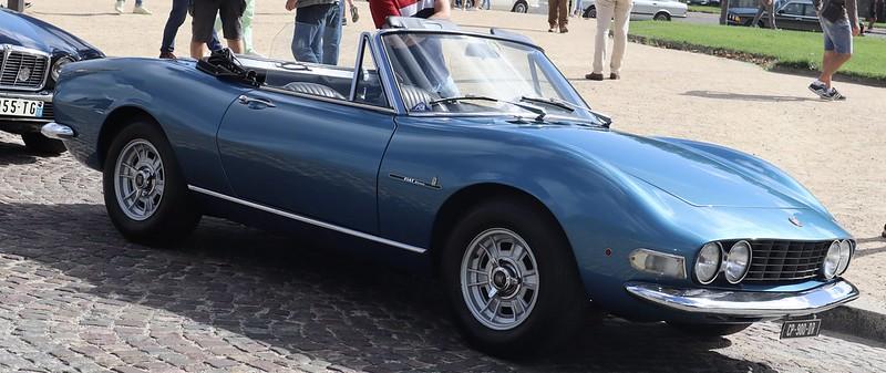 FIAT Dino cabriolet / spider 2+2  PininFarina 1967 / 1972  50263315397_3d6cb80124_c