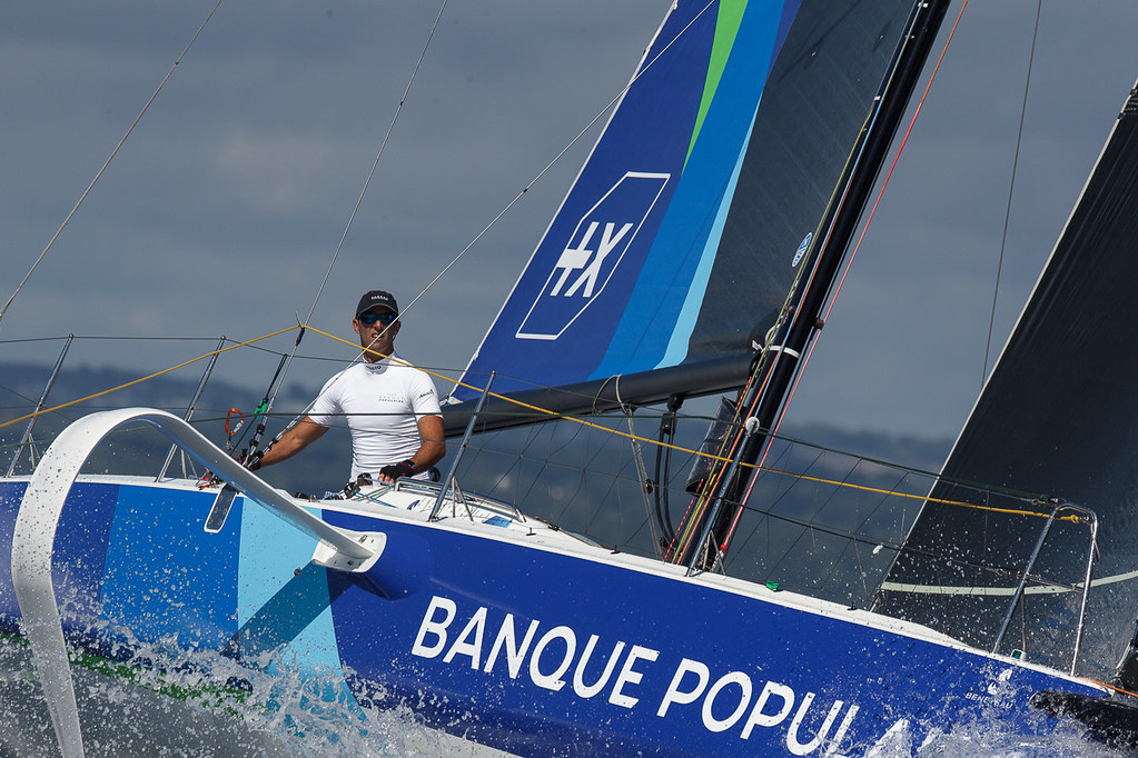Entraînement Armel - Figaro Banque Populaire