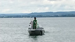 Bootstaufe Schlauchboot