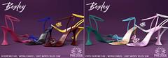 "Phedora. for Kustom9 - ""Bexley"" Heels ♥ (mid feet)"