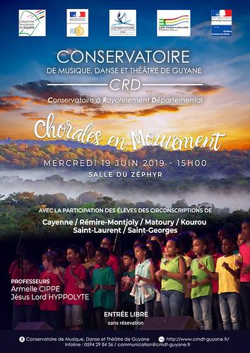 Chorale en mouvement (19/06/2019)