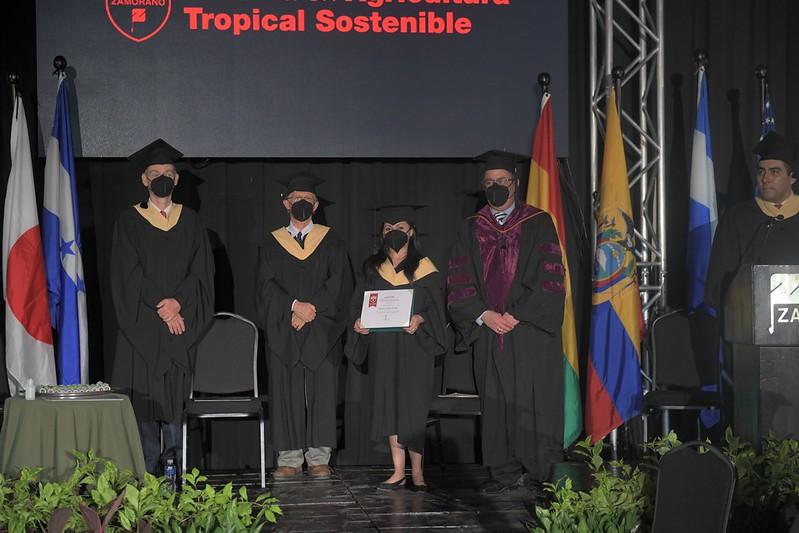 Graduación MATS 2020 - Mejores Promedios