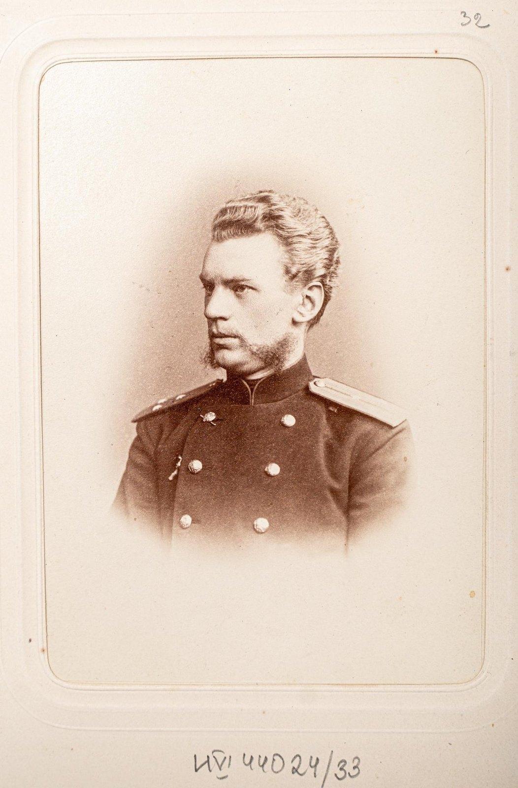 Неизвестный офицер Измайловского полка (6)