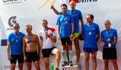 Týmový půlmaraton Craft Team Running rozběhal i jachty v lipenské maríně