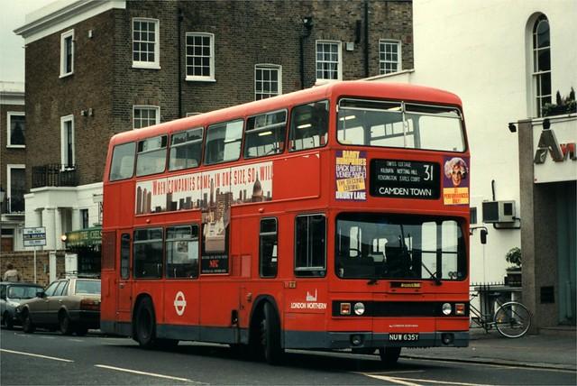 12 March 1989 Chelsea NUW635Y