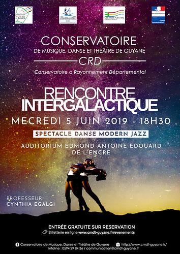 Rencontre intergalactique (05/06/2019)