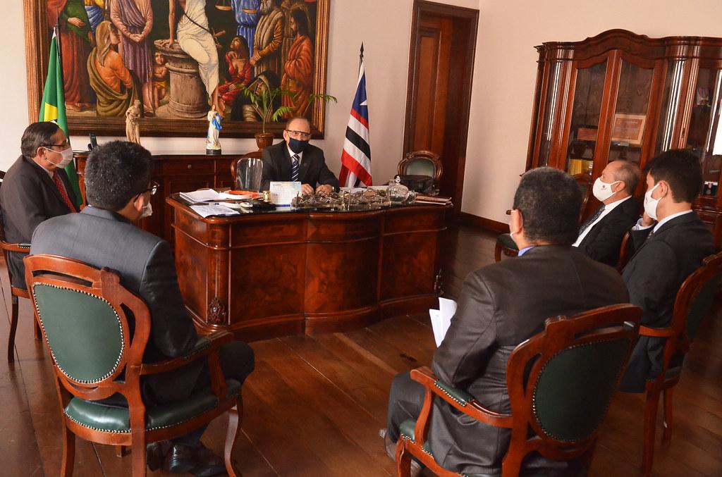 Reunião Preparatória da Frente Estadual de Combate à Corrupção
