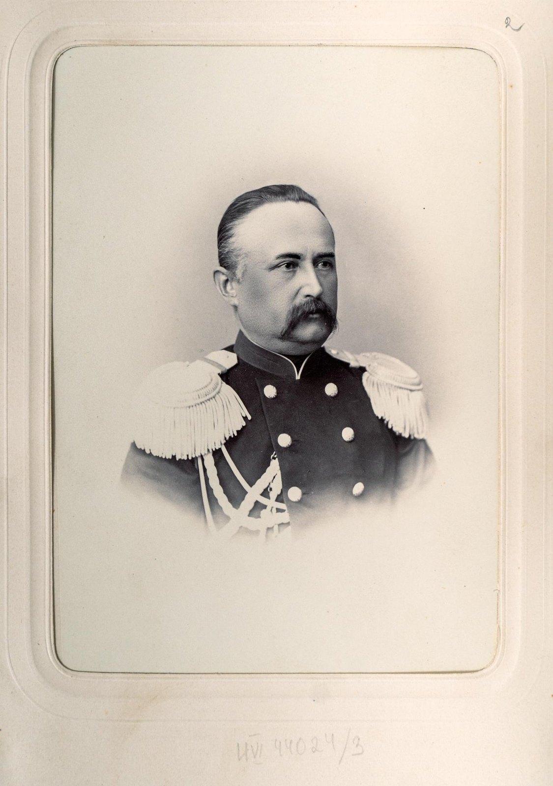 Неизвестный офицер Измайловского полка (5)