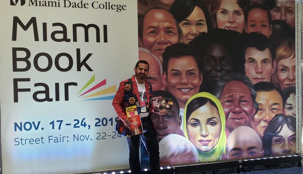 Feria del libro Miami 2020