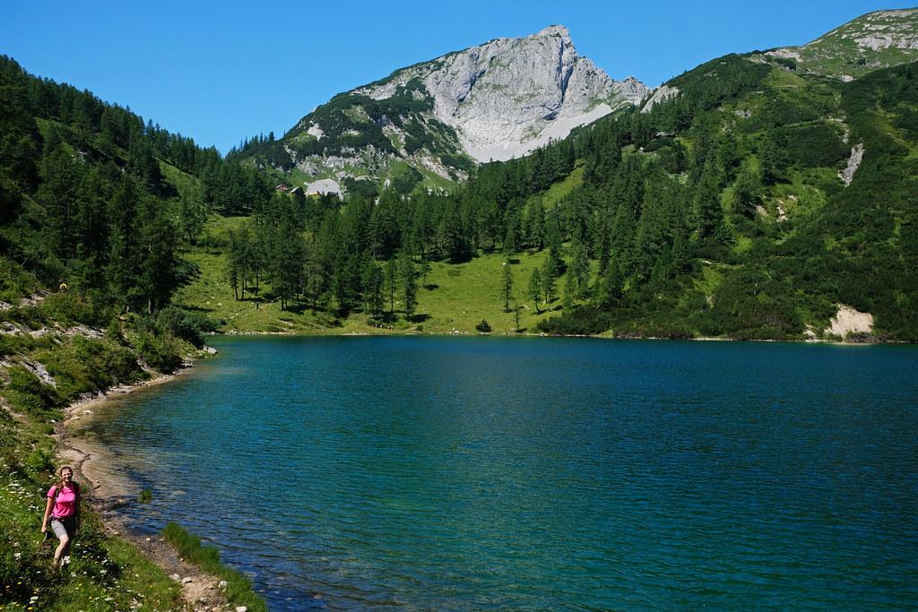 Steirersee, Tauplitz, Austria