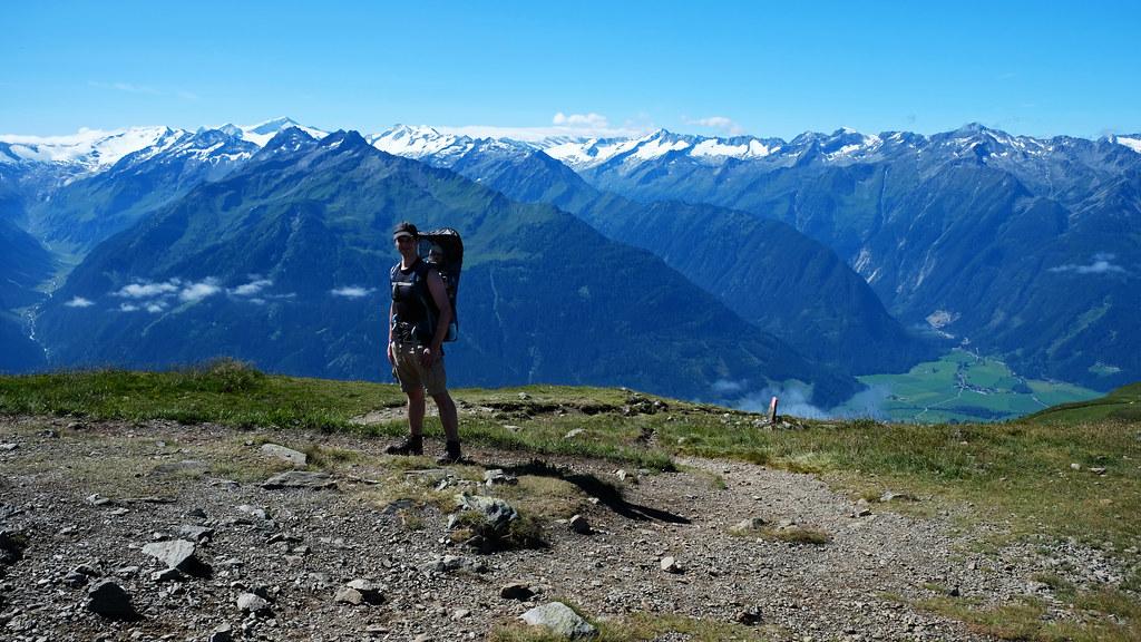 Panorama Trail, Wildkogel, Austria