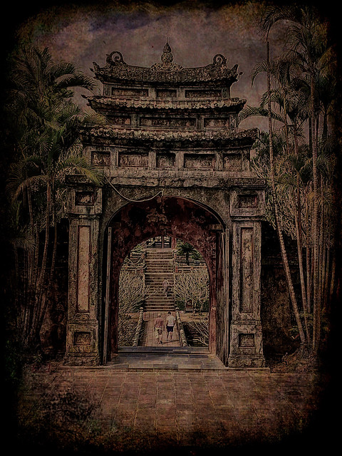 Ancient Tombs, Hue, Vietnam: Explored