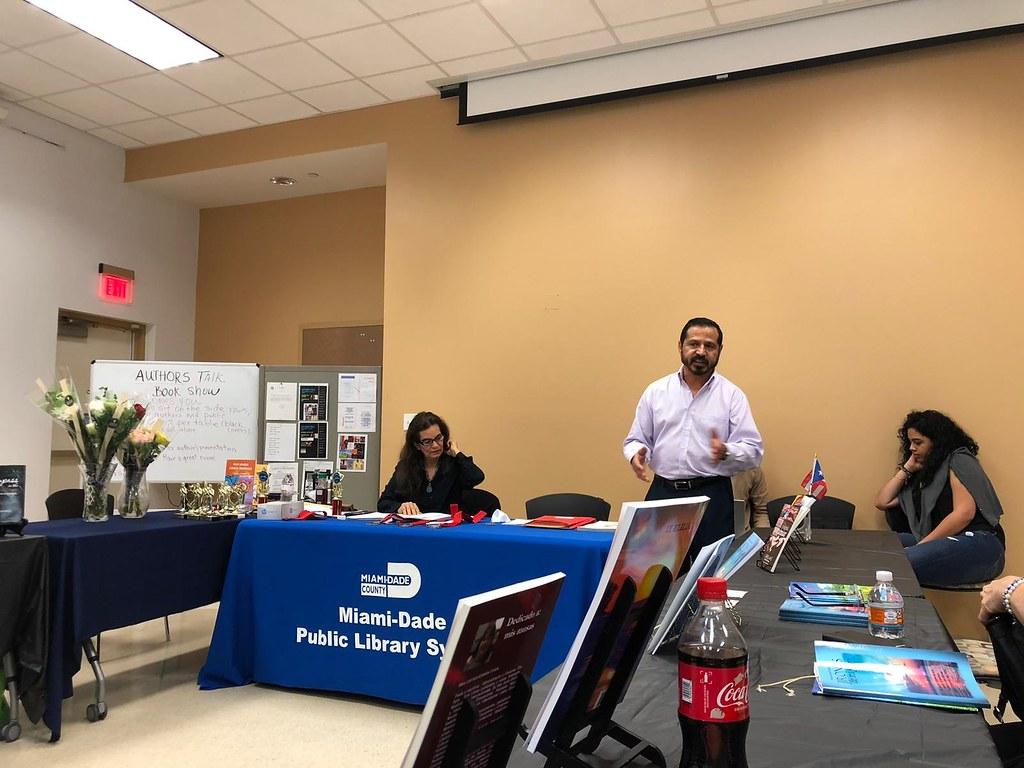 Presentación Miami Dade Library 2019