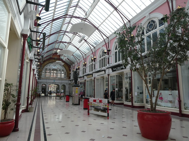Royal Arcade, Boscombe