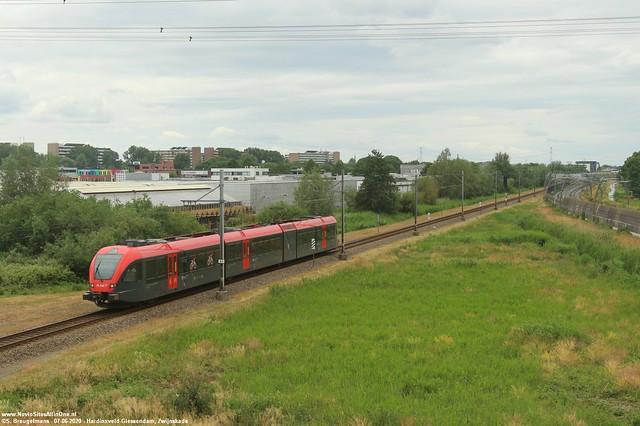 Qbuzz R-Net 6358 - Hardinxveld-Giessendam 07-06-2020.