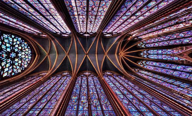Paris, La Sainte Chapelle