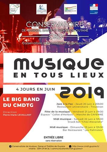 Musique en tous lieux (20/06/2019)