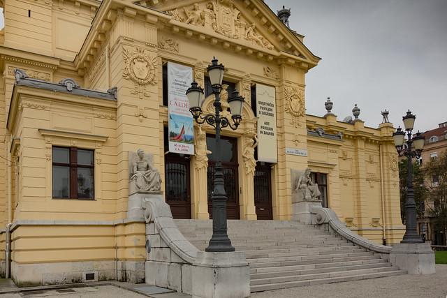 Zagreb - Umjetnički paviljon