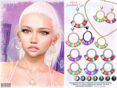 [ bubble ] Blair Jewellry Set