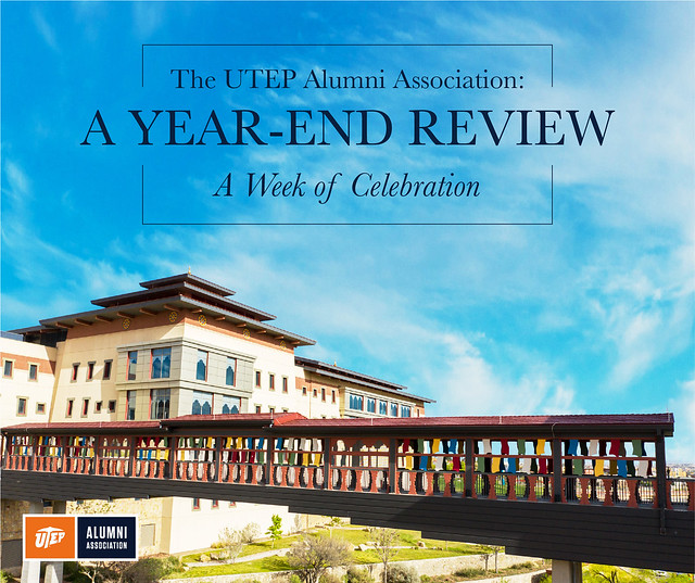 The UTEP Alumni Association: A Year-End Review