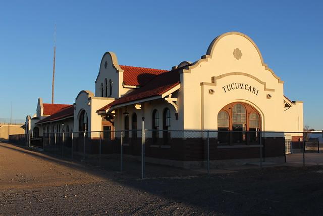 Union Station, Tucumcari, NM