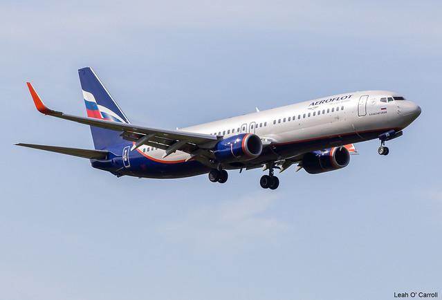 Aeroflot B737-800 VQ-BML