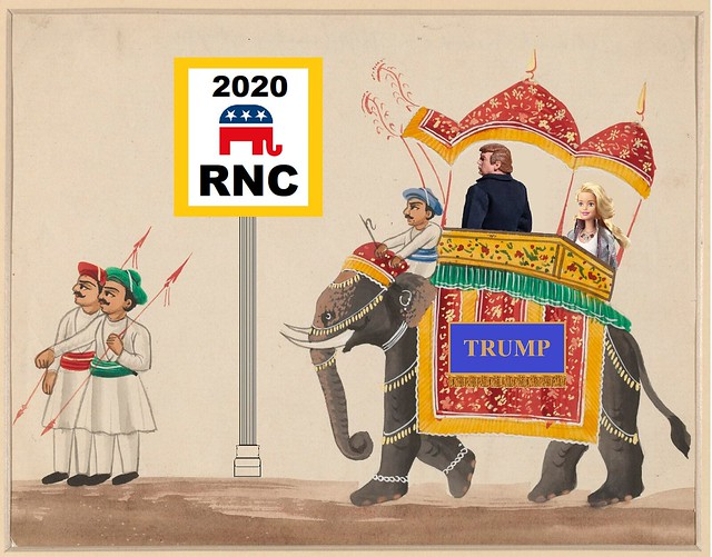 There's No 2020 Republican Platform. There's Just Trump.