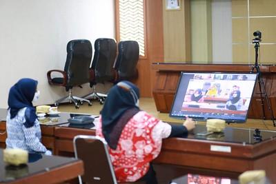 Ketua Pkk Kota Kediri Ferry Silviana Abu Bakar bunda fey